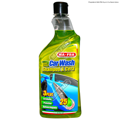 Car Wash Shampoo & Cera